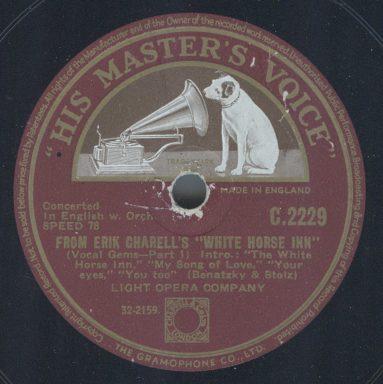 1931 (HMV C.2229 mx 32-2159)