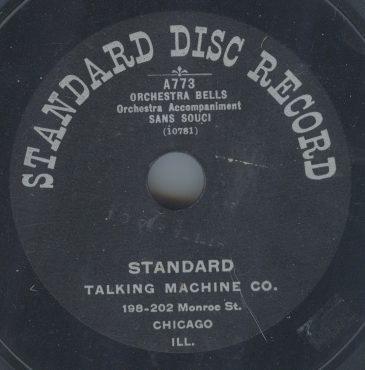 StandardDisc A773