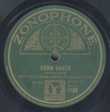 Zonophone 5566