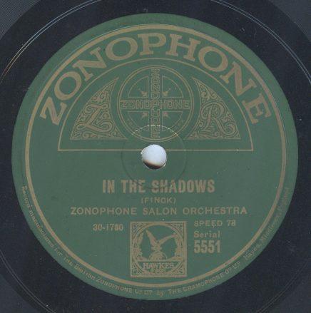 Zonophone 5551
