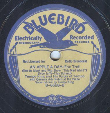 Bluebird B-6688