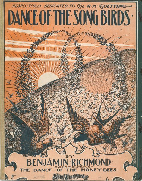 Dance Of The Song Birds