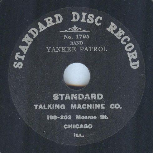 Standard Disc Record 1795