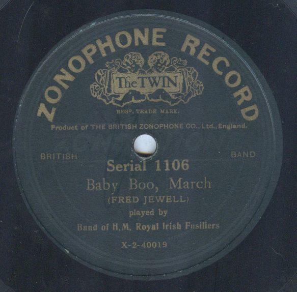 Zonophone 1106