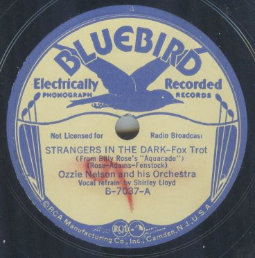 Bluebird B 7037 A