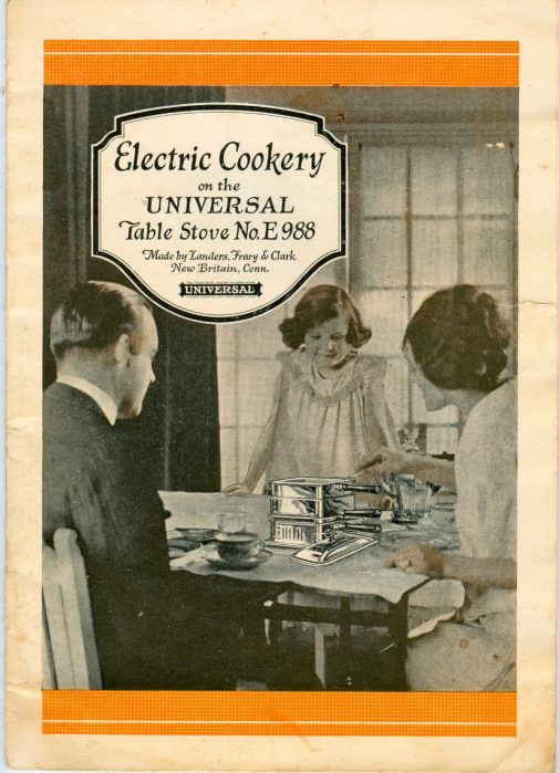 Universal Table Stove