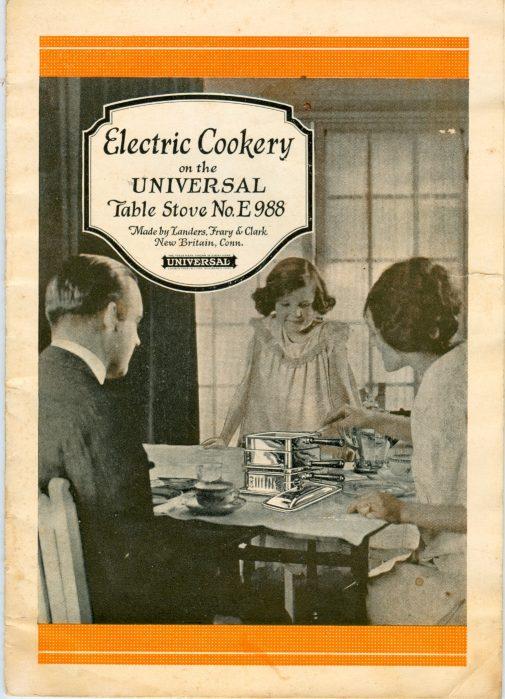 Universal Table Stove